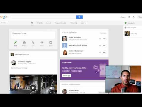 How To Add An Administrator To Your Google Plus Business Account
