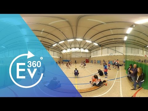 East Anglian Dodgeball Open 2017 - Opening Game Highlights