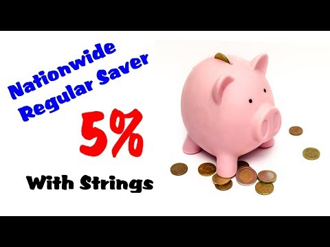 Nationwide Regular Savings Account 5% Interest - Money Tips