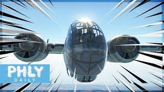 Ju-288 Schnell Bomber Satan Bombs & Ironarmenian Carrier Landings (war Thunder)