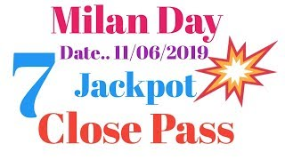 TIME BAZAR 09/06/2019 SUNDAY DHAMAKA (100%) Game pass open to close