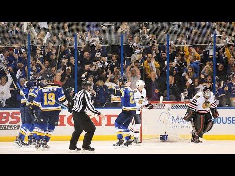 NHL 1-0 OT Win