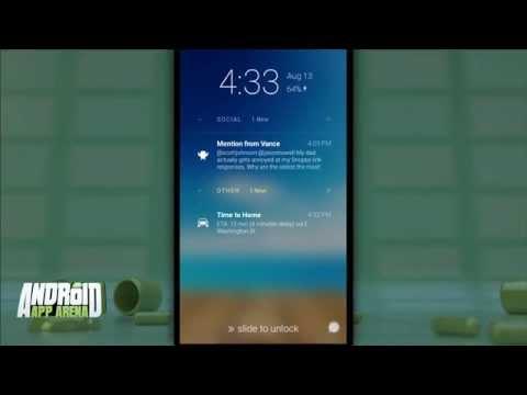 Android App Arena 8: Lockscreen Notifications