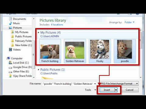 Insert Pictures in Excel Neatly Sized to Fit Cells Automatically