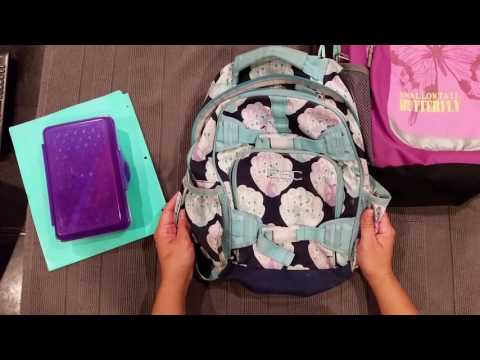 6417d62ecdd1 OMGFZ Pre School Toddler Giraffe Backpack Review · Backpack Reviews for  Pottery Barn kids