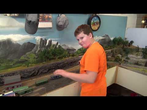 Destruction on the Shade Tree Railroad, thanks Jon!