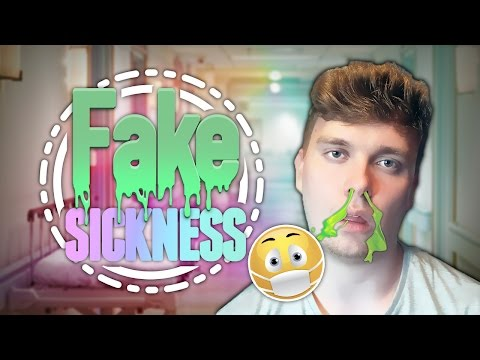 HOW TO FAKE BEING SICK FOR SCHOOL GUIDE!