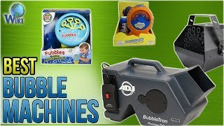 9 Best Bubble Machines 2018