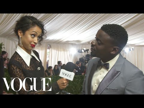 Daniel Kaluuya on Looking for Diddy at His First Met Gala | Met Gala 2018 with Liza Koshy