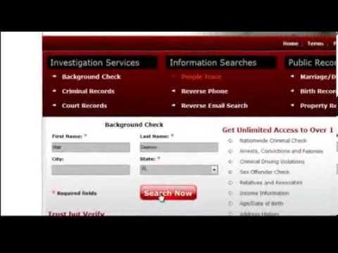 Inteligator- Free Online Background Checks