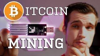 BITCOIN Mining in 2017 - ASIC USB Miner - Does it make Sense ?