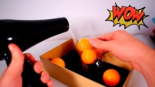 Download 5 Amazing Homemade Experiments with Ping Pong Balls Video