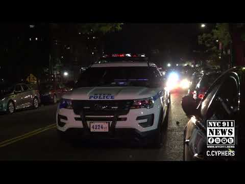 Bronx Stabbing & Barricaded Perp by CCyphers
