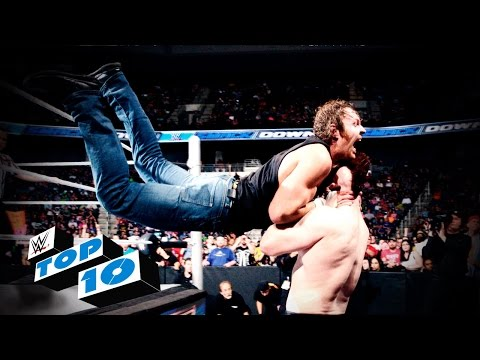 Top 10 WWE SmackDown moments: May 14, 2015