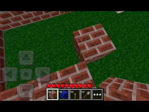 Minecraft PE Lite (Demo) Android Gameplay