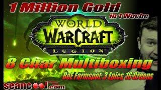 ISBoxer Folge 2 Multibox Addon Jamba - PakVim net HD Vdieos