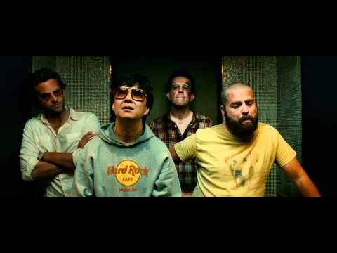 ★The Hangover II - Mr. Chow's Song (Elevator Scene) [Blu-ray HD]★