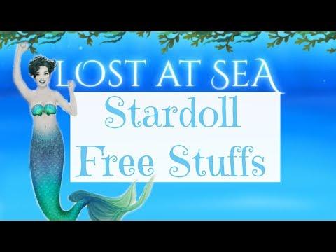 Stardoll Free Stuffs 2017 : Lost at sea/ finding friends