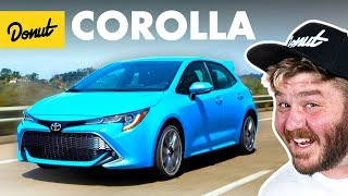 TOYOTA COROLLA - Everything You Need to Know   Up to Speed