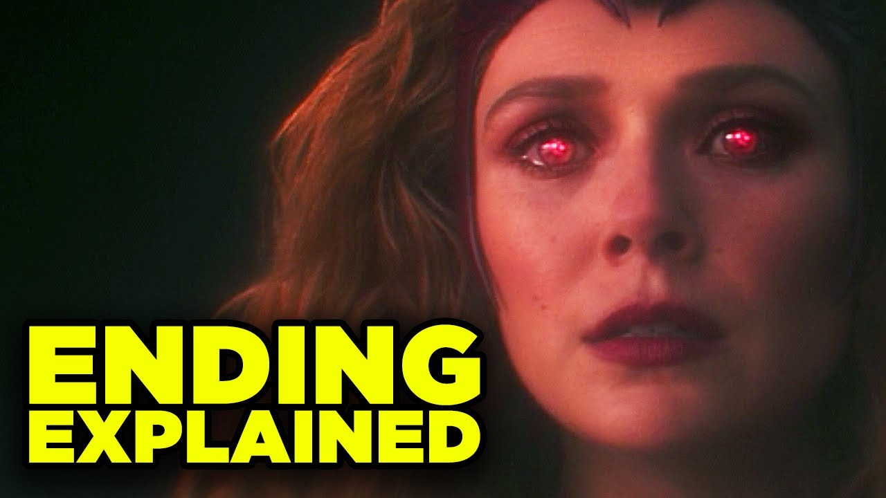 WandaVision Episode 9 Post-Credit Scene Explained! (SPOILERS)