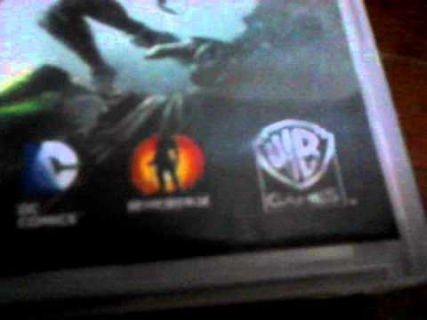 Injustice god among us unboxing(ps3)