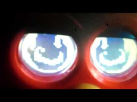 How to changing furby boom rocking to hyper