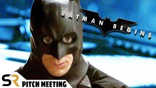 Batman Begins Pitch Meeting: Christian Bale