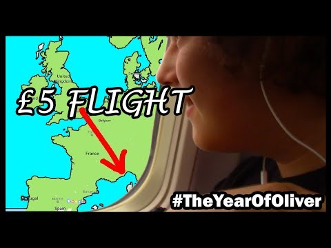 I Paid £5 to TRAVEL the WORLD! (Worlds Cheapest Flight)