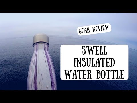 S'well Stainless Steel Insulated Bottle | Perfect Water Bottle for Traveling & Daily Activities