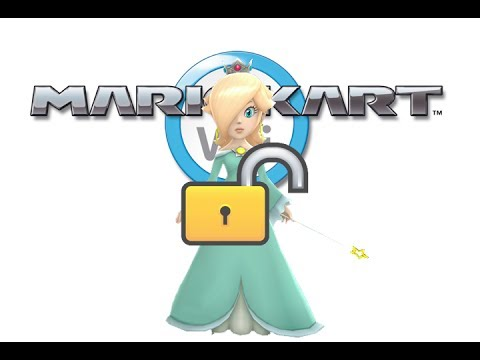 Mario Kart Wii How To Unlock All Characters Karts And Bikes