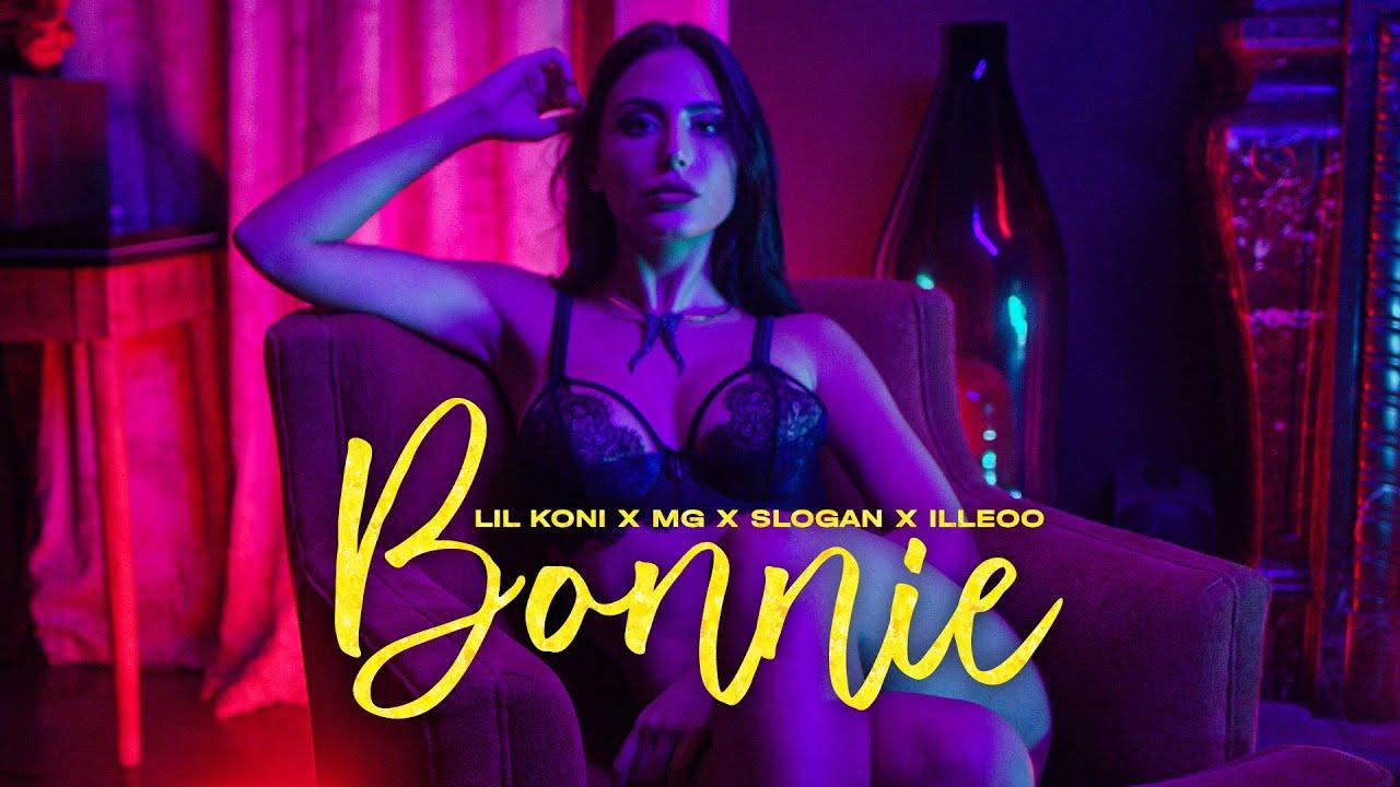 Bonnie - Lil Koni, MG, Slogan, ILLEOo
