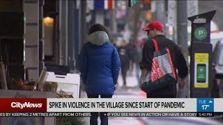 Church Wellesley Village residents report spike in violence