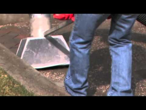 Cleaning Pavestone Permeable Paving