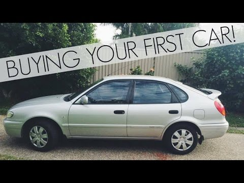 BUYING YOUR FIRST CAR! What To Look For!