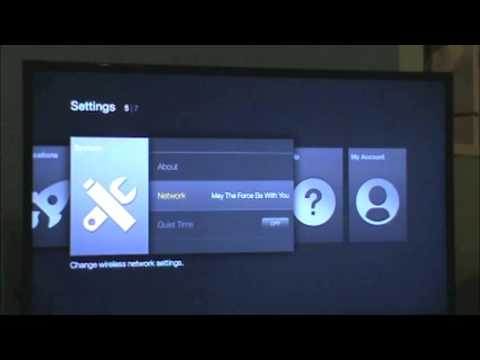 Amazon Fire Stick - How to check network settings