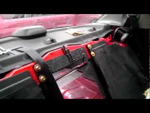 Subaru Impreza strut brace/bar install