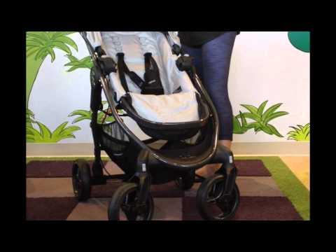 Baby Jogger City Versa Stroller 2012