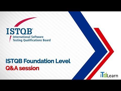 ISTQB Foundation Level Q&A - iTeLearn