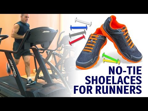 No Tie Shoelaces For Runners