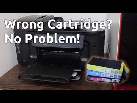 Bought a Wrong Cartridge? There Is a Solution!