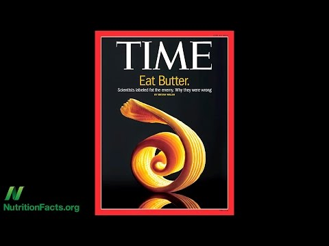 The Saturated Fat Studies: Buttering Up the Public