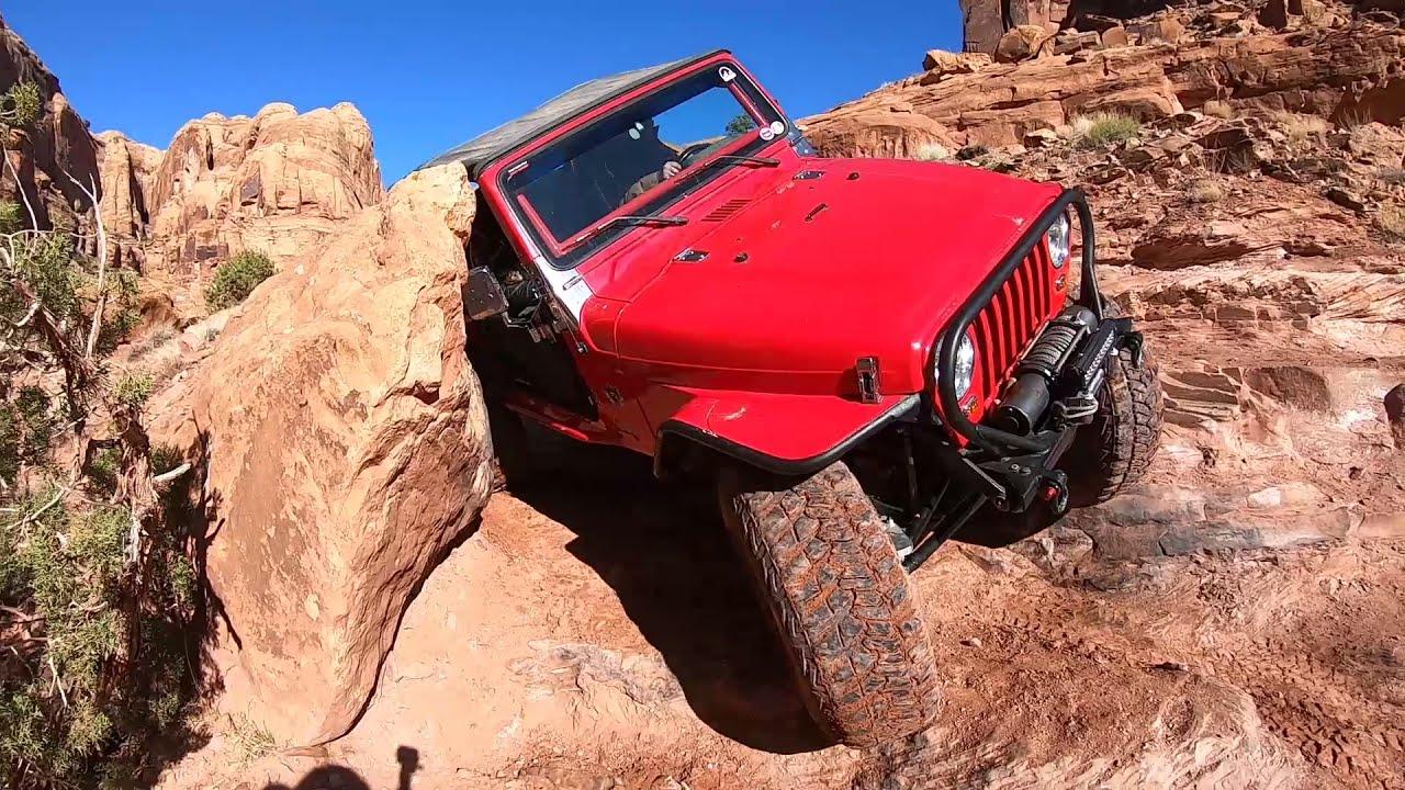 Pritchett Canyon Moab EJS 2021 Friends Run