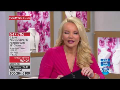 HSN   Jewelry Clearance up to 60% Off 06.21.2017 - 01 AM
