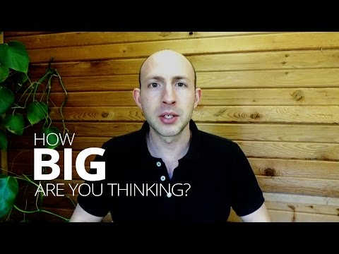 Thinking BIG About Your Consulting Business