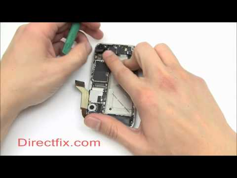 How To: Replace iPhone 4S Charge Port | DirectFix.com