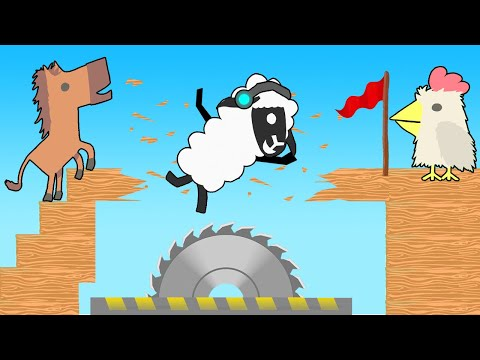 Xxx Mp4 FUI TROLLADO POR UMA ARMADILHA FEITA POR MEUS AMIGOS Ultimate Chicken Horse 1 3gp Sex