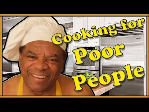 John Witherspoon's Cookin' for Poor People
