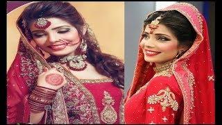 Fabiha Sherazi Lovely Bridal Photoshoot.