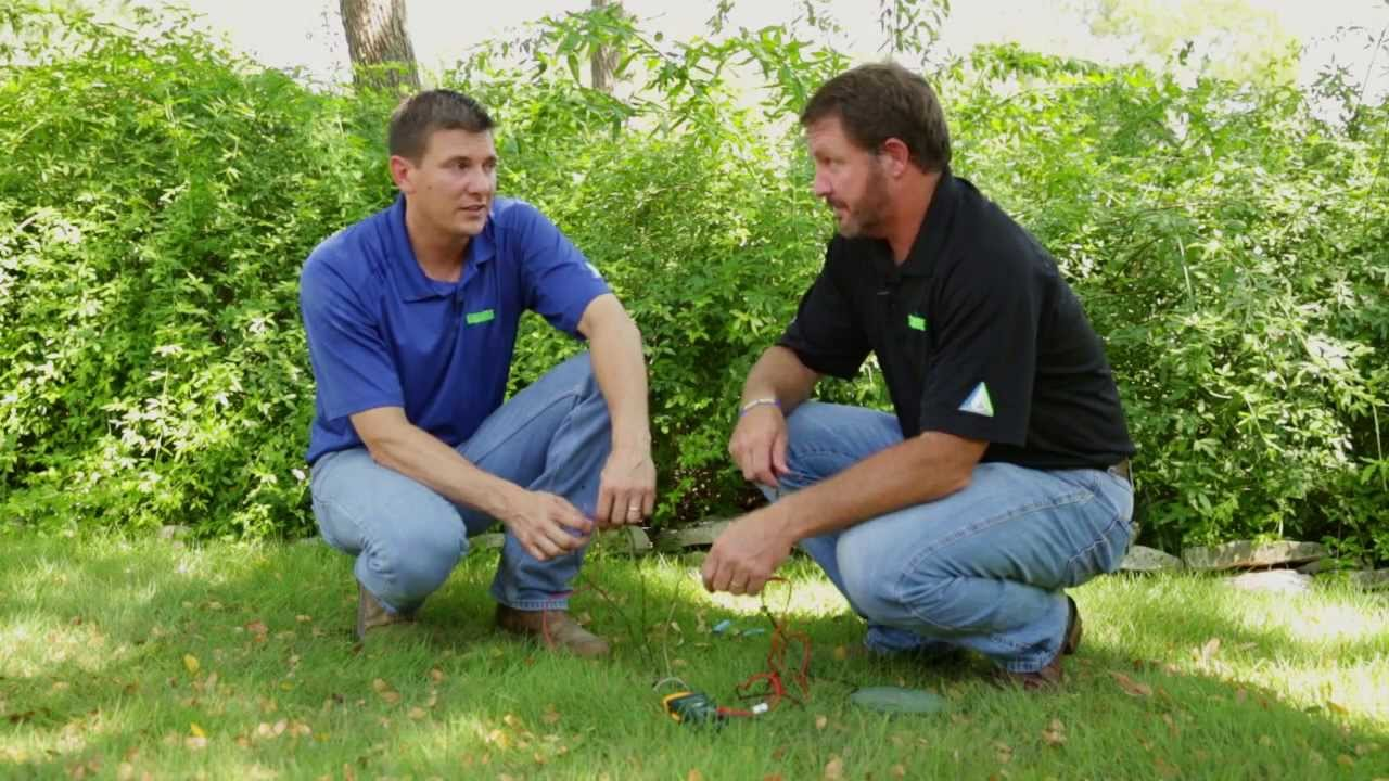 Using an Ohmmeter to Troubleshoot a Sprinkler System
