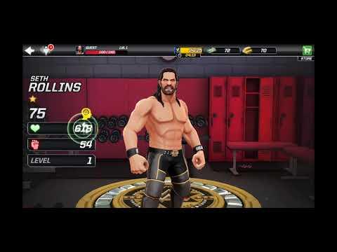 WWE Mayhem Restarting pt1